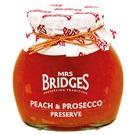 Mrs. Bridges zavařenina Broskev & Prosecco 340g