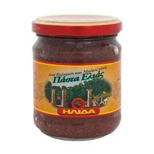 Ilida olivová pasta z černých oliv 180g