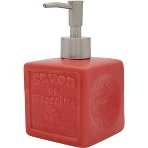 La Maison Dávkovač na mýdlo červený