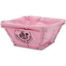 La Maison Košík látkový růžový