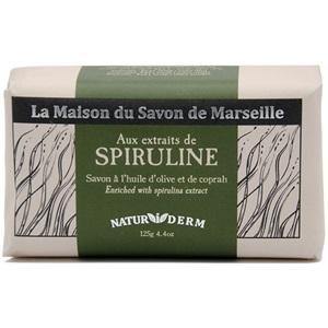 La Maison mýdlo Naturiderm Spirulina 125g