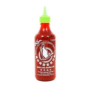 Flying Goose Sriracha chilli omáčka s citronovou trávou 455ml