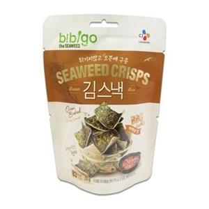Bibigo chipsy z mořských řas barbecue 20g