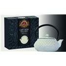 Basilur litinová konvice na čaj bílá 500ml