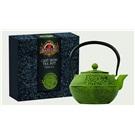 Basilur litinová konvice na čaj tmavě zelená 1100ml