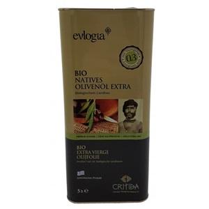 Critida olivový olej extra panenský BIO plech 5000ml
