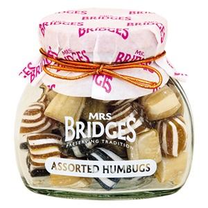 Mrs. Bridges bonbony mix mentolových sklo 155g
