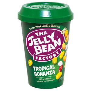 Jelly Bean žvýkací bonbony tropická směs 200g
