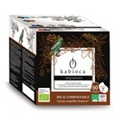 Kabioca BIO kávové kapsle pro Nespresso Espresso 50ks