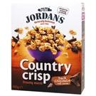 Jordans Country Crisp Cereálie s čokoládou 400g