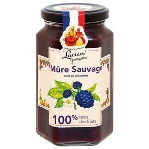 Lucien Georgelin džem 100% ovoce Ostružina 300g