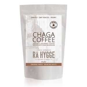 Rå Hygge Peru Arabica CHAGA BIO mletá káva 227g