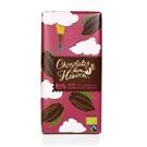 Chocolates from Heaven hořká čokoláda Peru a Dominikánská rep. 85% BIO 100g