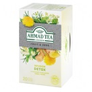 Ahmad Detox čistící čaj alu 20x2g