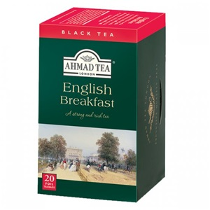 Ahmad English Breakfast ALU 20x2g