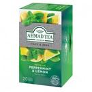 Ahmad máta s citronem ALU 20x1,5g