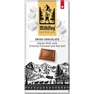 MilkBoy Swiss mléčná čokoláda karamel a mořská sůl 100g