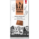 MilkBoy Swiss mléčná čokoláda pražené mandle 100g