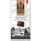 MilkBoy Swiss hořká čokoláda pražená káva 72% 100g