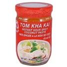 Cock Tom Kha Kai instantní omáčka sklo 227g