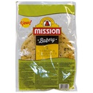 Mission Naan chlebové placky s česnekem a koriandrem 2ks