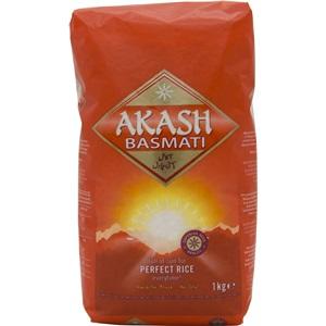 Akash rýže basmati 1kg