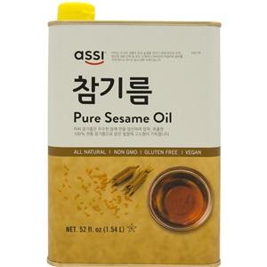 Assi sezamový olej 1500ml