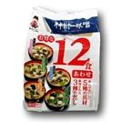 Shinsyu-Ichi Instantní awase miso polévky 12 porcí 193g