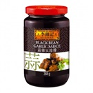 Lee Kum Kee česneková omáčka z černých fazolí sklo 368g