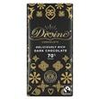 Divine hořká čokoláda Ghana 70% 90g