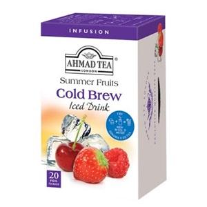 Ahmad ledový čaj letní ovoce ALU 20x2g