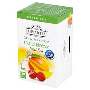 Ahmad ledový čaj Mango a Liči ALU 20x2g