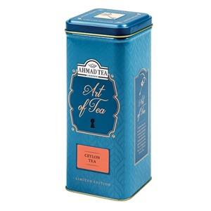 Ahmad Art Of Tea černý čaj Ceylon plech 100g