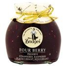 Mrs. Bridges džem červené plody sklo 340g