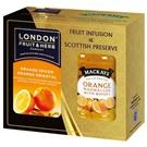 Mackay's London pomeranč a pomerančový džem s whisky 340g