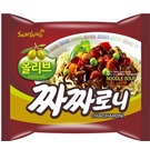 Samyang nudle s omáčkou z černých fazolí Chacharoni 140g