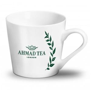 Ahmad Tea hrnek bílý 400ml