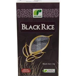 Minh Phong černá rýže 1kg
