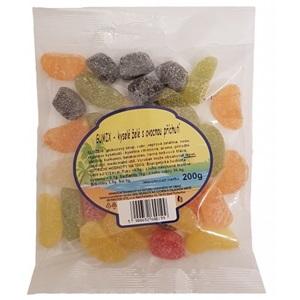 Gumix želé kyselé s ovocnou příchutí 200g