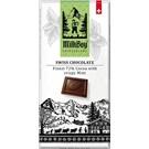 MilkBoy Swiss hořká čokoláda 72% křupavá máta 100g