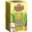 Basilur ledový čaj Kokos Ananas ALU 20x2g
