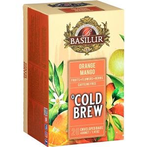 Basilur ledový čaj Pomeranč Mango ALU 20x2g
