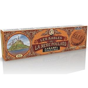 La Mére Poulard sušenky máslovo karamelové 125g
