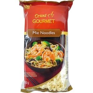 Orient Gourmet Mie nudle bezvaječné 250g