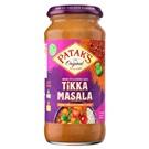 Patak's Tikka masala indická omáčka sklo 450g