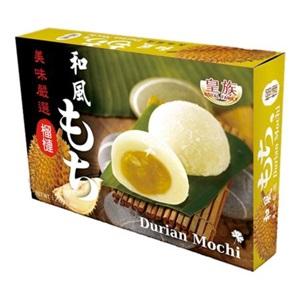 Royal Family Mochi želé Durian 210g