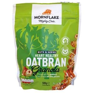 Mornflake granola ořechy a semínka 500g