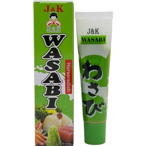 J&K Wasabi pasta 43g