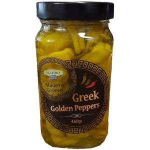 Ellatika zelené papriky golden sklo 460g