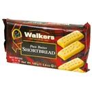 Walkers tradiční máslové sušenky 160g